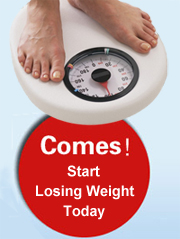 start lose weight today